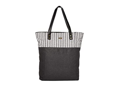Roxy Never Stop Dreaming Tote (Anthracite) Tote Handbags