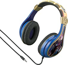 ihome marvel iron man character headphones