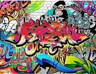 Graffitis sur les murs d/'art design mural sticker autocollant d0900
