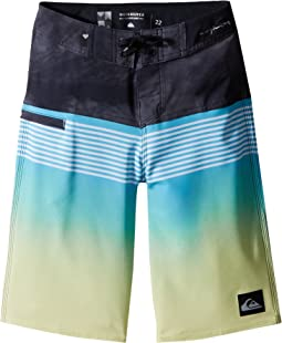 Highline Lava Division Boardshorts (Big Kids)