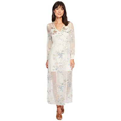 ASTR the Label Riley Dress (Cream/Blush Floral) Women