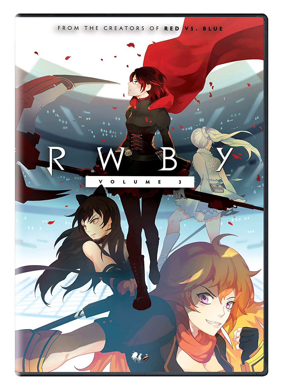 RWBY: Volume 4 years warranty Beauty products 3