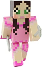 EnderToys Pink Dress Green Eyed Girl 4 Inch Action Figure