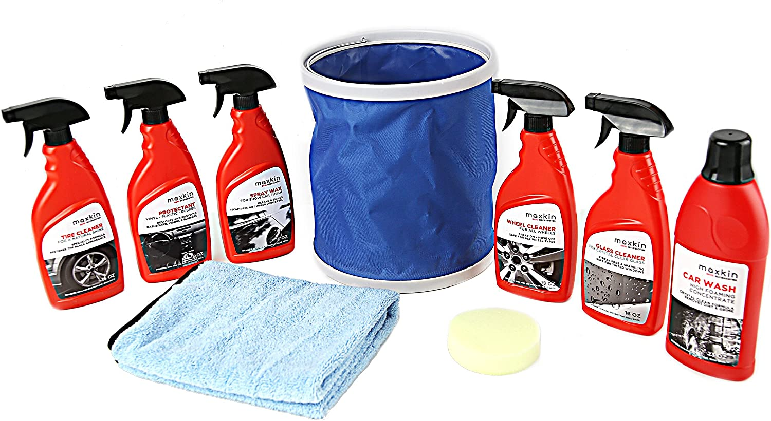 Maxkin Deluxe Exterior Sale SALE% OFF Kit Quality inspection