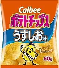 Calbee 薯片 米饭味