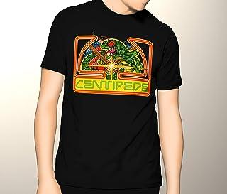 80b20ccf1 Centipede, 80's Gamer, Vintage Video Game, Arcade, Premium Men's Graphic ...