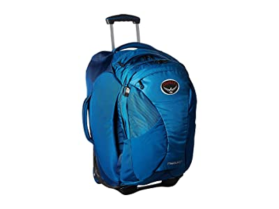 Osprey Meridian 22/60L (Lagoon Blue) Carry on Luggage