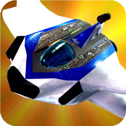 Galaxy Kart Space Race Free 3D