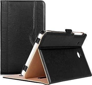 ProCase Galaxy Tab E 8.0 Case - Stand Folio Case Cover for Galaxy Tab E 8.0 4G LTE Tablet (Sprint,US Cellular, Verizon, T-Mobile, ATT) SM-T377 T375 T378 -Black