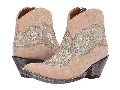 Old Gringo Bianca (Cream) Cowboy Boots