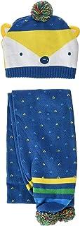 Tuc Tuc 男童针织折叠围巾