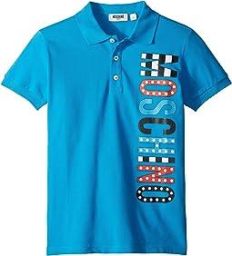 Logo Polo Shirt (Little Kids/Big Kids)