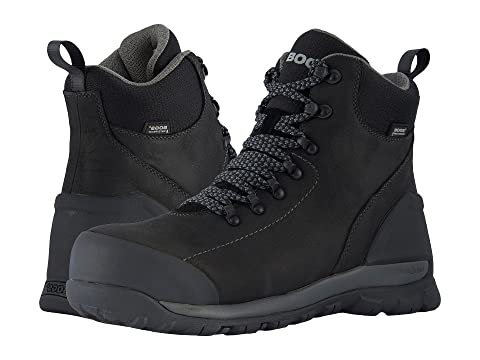 BogsFoundation Leather Mid Waterproof Soft Toe Uakv6yp08R