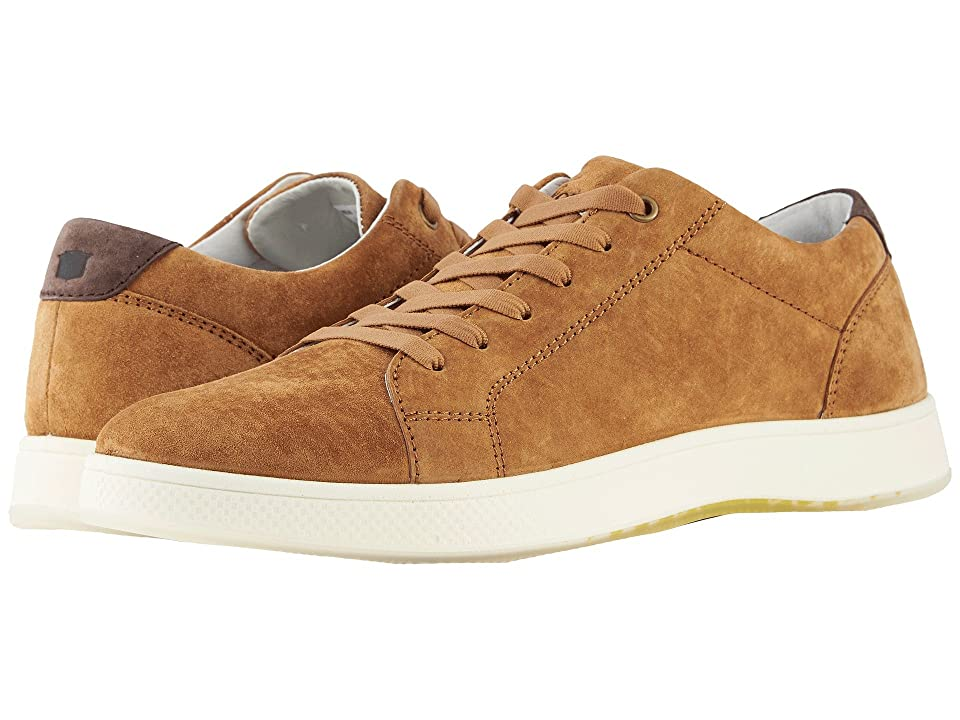 Florsheim Edge Lace To Toe Oxford (Chestnut Nubuck) Men