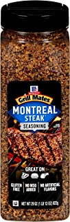 comprar comparacion McCormick Montreal Steak Seasoning-new Arrival - One container of 822 grams