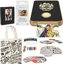 $99 » Lifeprint 2x3 Wizarding Magic Photo and Video Printer (Black) Sticker Edition