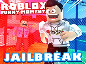 Clip: Roblox Jailbreak (Funny Moments)