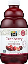 365 Everyday Value, 100% Juice from Concentrate, Cranberry, 32 fl oz