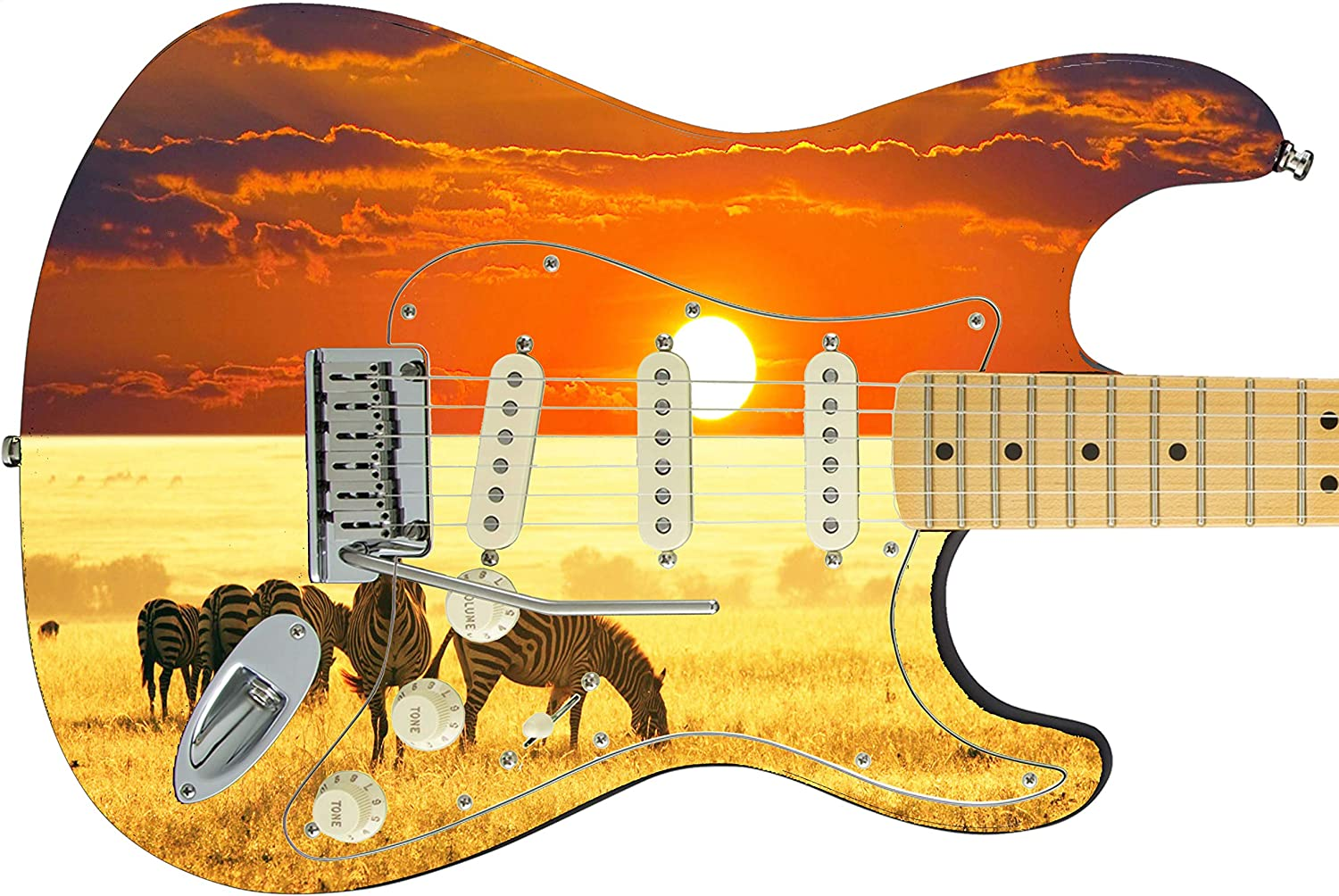 Animer and price revision 039 Righty Electric Guitar Wildest All stores are sold Africa Skin Dreams
