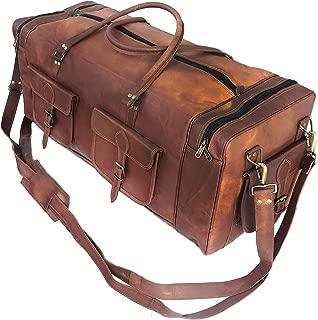 Best cowhide luggage bags Reviews
