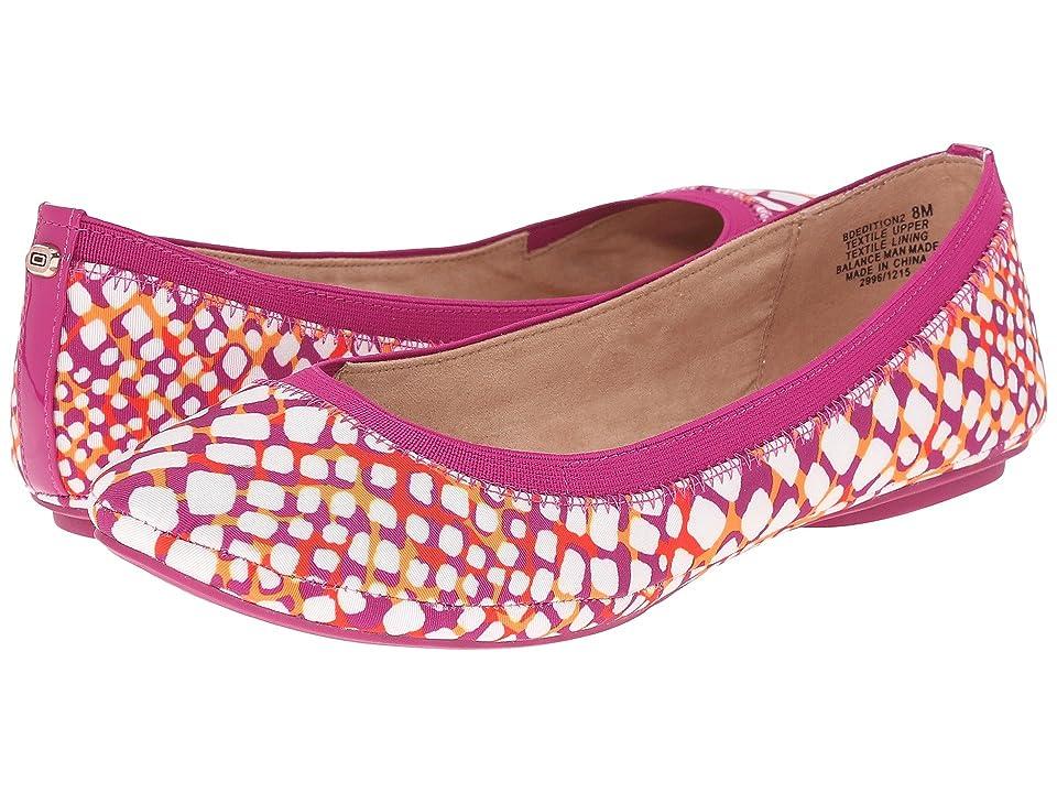 Bandolino Edition (Purple Multi Fabric) Women