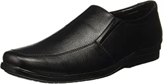 BATA Men's Edgar Black Formal Shoes