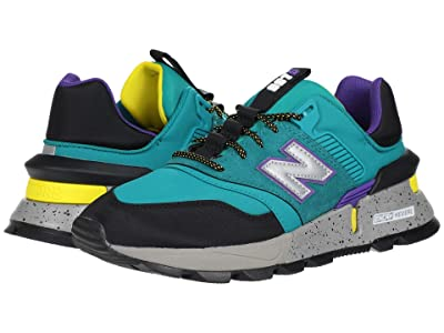 New Balance Classics 997 Sport (Team Teal/Black) Men