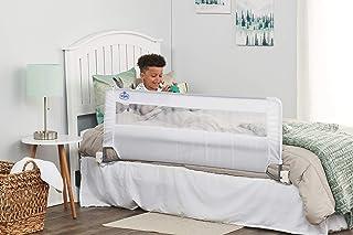 Regalo Swing Down Extra Long Bedrail, White, 5 Pounds
