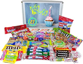 Happy 27th Birthday Gift - Candy Giftset - Making The World Brighter Since 1991 for 27th Birthday