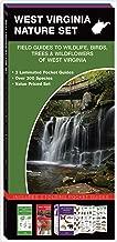 West Virginia Nature Set: Field Guides to Wildlife, Birds, Trees & Wildflowers of West Virginia