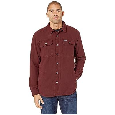 Columbia Windwardtm IV Shirt Jacket (Elderberry) Men