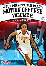 4-Out 1-In Attack & React Motion Offense, Volume 2