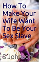personal sex slave