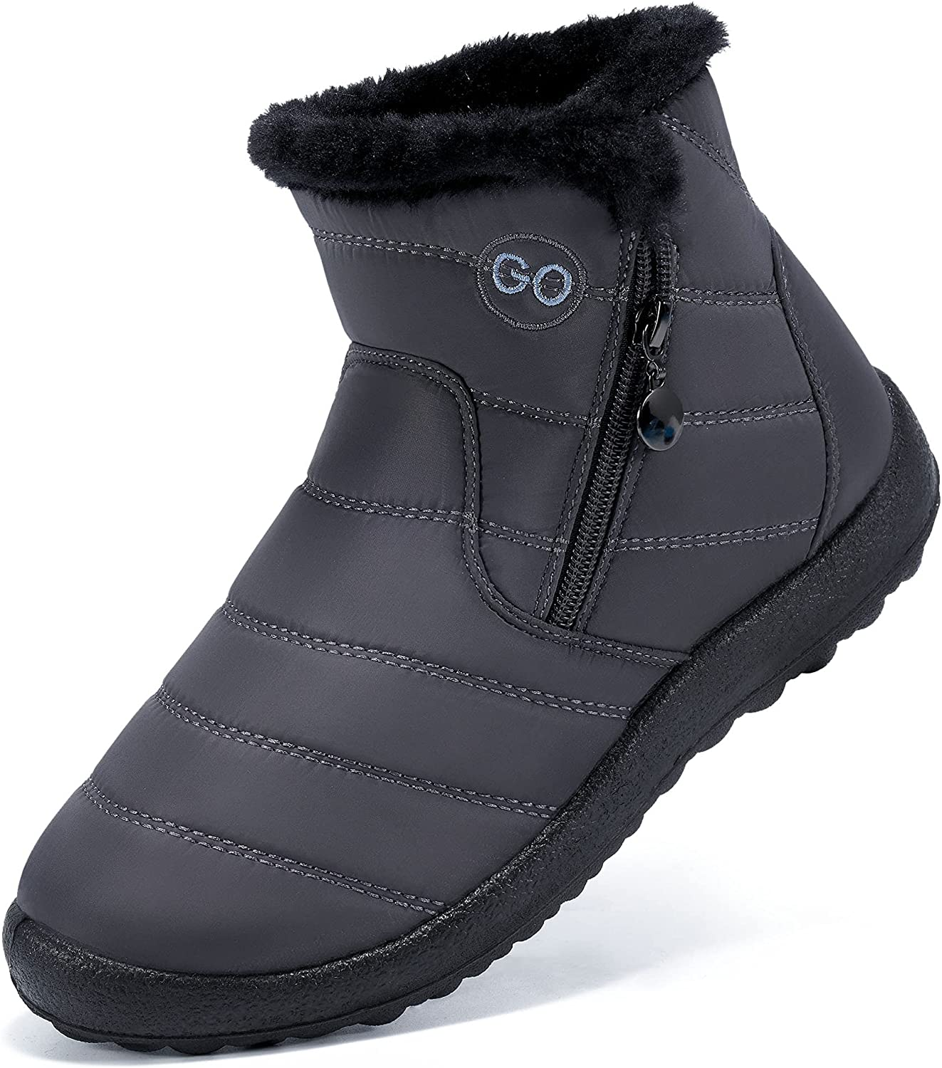 Womens Snow Boots Warm Ankle Waterproof At the price of Max 72% OFF surprise Slip Comfortable Booties