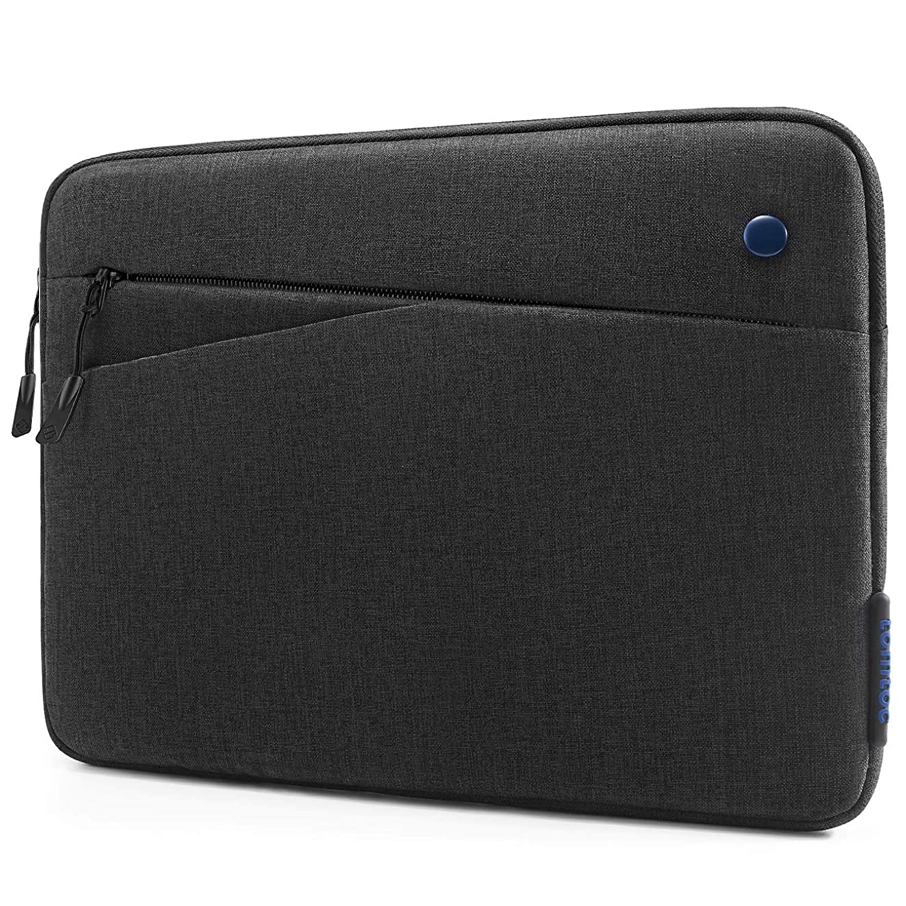"tomtoc 10.5-11 inch Tablet Sleeve for 11"" New iPad Pro 2018, 10.5"" New iPad Air 2019/ iPad Pro, Microsoft Surface Go, Samsung Galaxy Tab, Fit for Apple Pencil & Smart Keyboard"