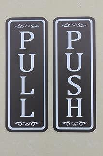 Meijiafei Push Pull Door Sticker Sign 8