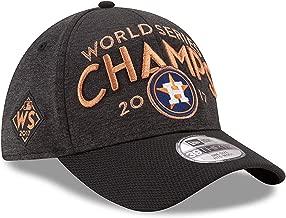 New Era Houston Astros Fitted 39Thirty MLB Curve Brim Baseball Cap 3930