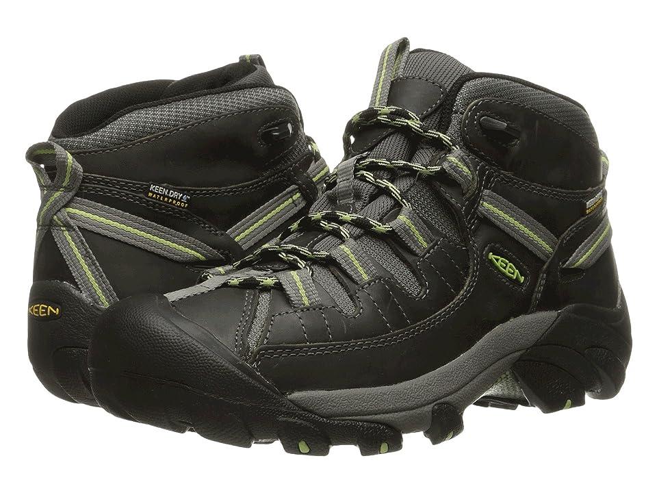 Keen Targhee II Mid Waterproof (Raven/Opaline) Women's Waterproof Boots