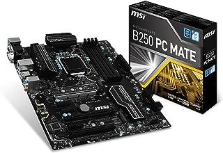 MSI B250 PC Mate Intel B250 LGA1151 ATX Motherboard