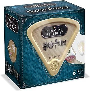 Winning Moves Trivial Pursuit Harry Potter - Juego de Mesa, Idioma español no garantizado