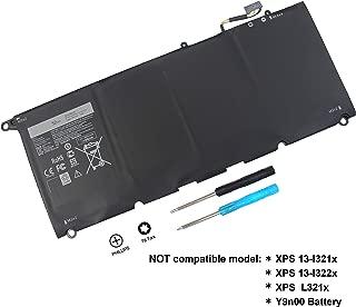 Shareway JD25G Laptop Battery for Dell XPS 13-9343 13-9350 13D-9343 RWT1R 0RWT1R 0DRRP 0N7T6 DIN02 P54G 7.4V - 12 Months Warranty!