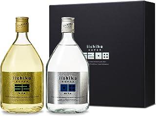 iichiko SUPER USA HITA セット(SUH) 飲み比べセット [ 焼酎 30度 大分県 1440ml ]
