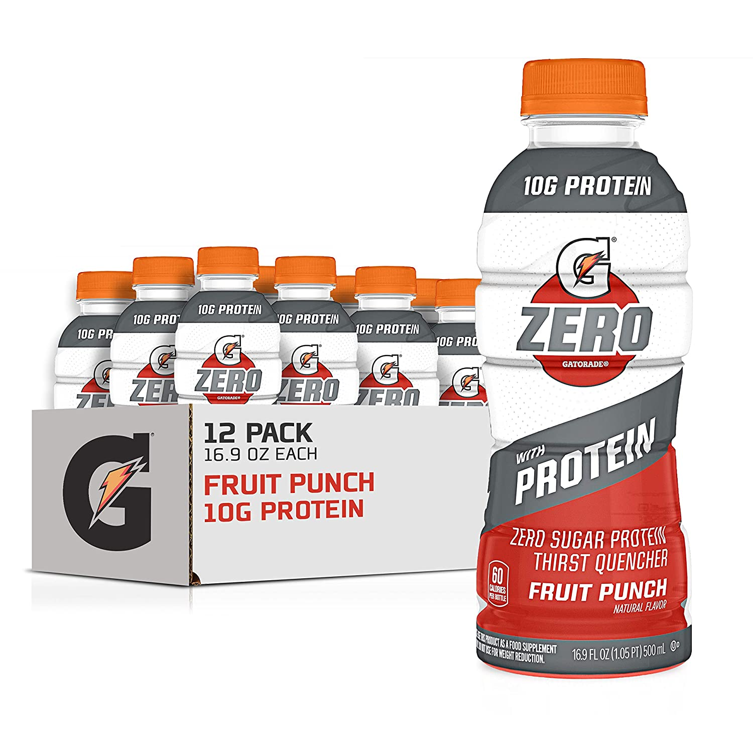 Japan's largest assortment Gatorade Zero With Protein Sugar Isolate 10g ! Super beauty product restock quality top! Whey