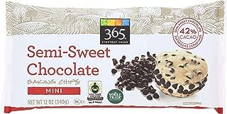 365 Everyday Value, Semi-Sweet Chocolate Mini Baking Chips, 12 oz