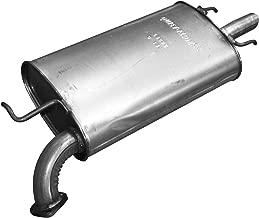 Walker 53602 Quiet-Flow Stainless Steel Muffler Assembly