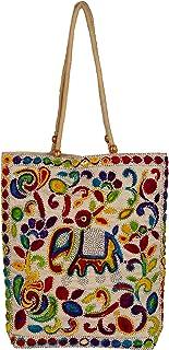Naanjil Women's Shoulder Bag (Cream)