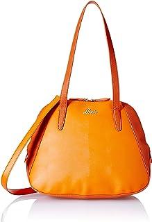Lavie Congo Medium Dome Sat Women's Handbag (Orange)