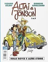 ALTAI E JONSON #01 - ALTAI E J