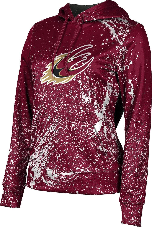 ProSphere Elon University Girls' Pullover Hoodie, School Spirit Sweatshirt (Splatter)