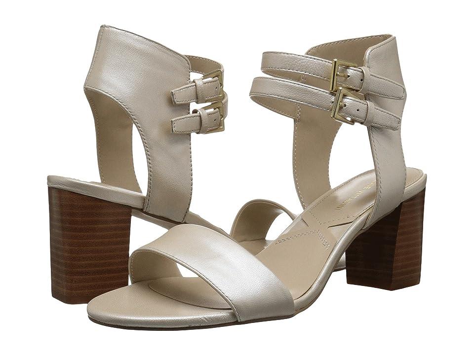 Adrienne Vittadini Palti (Bone Pearlized Kidsking) High Heels